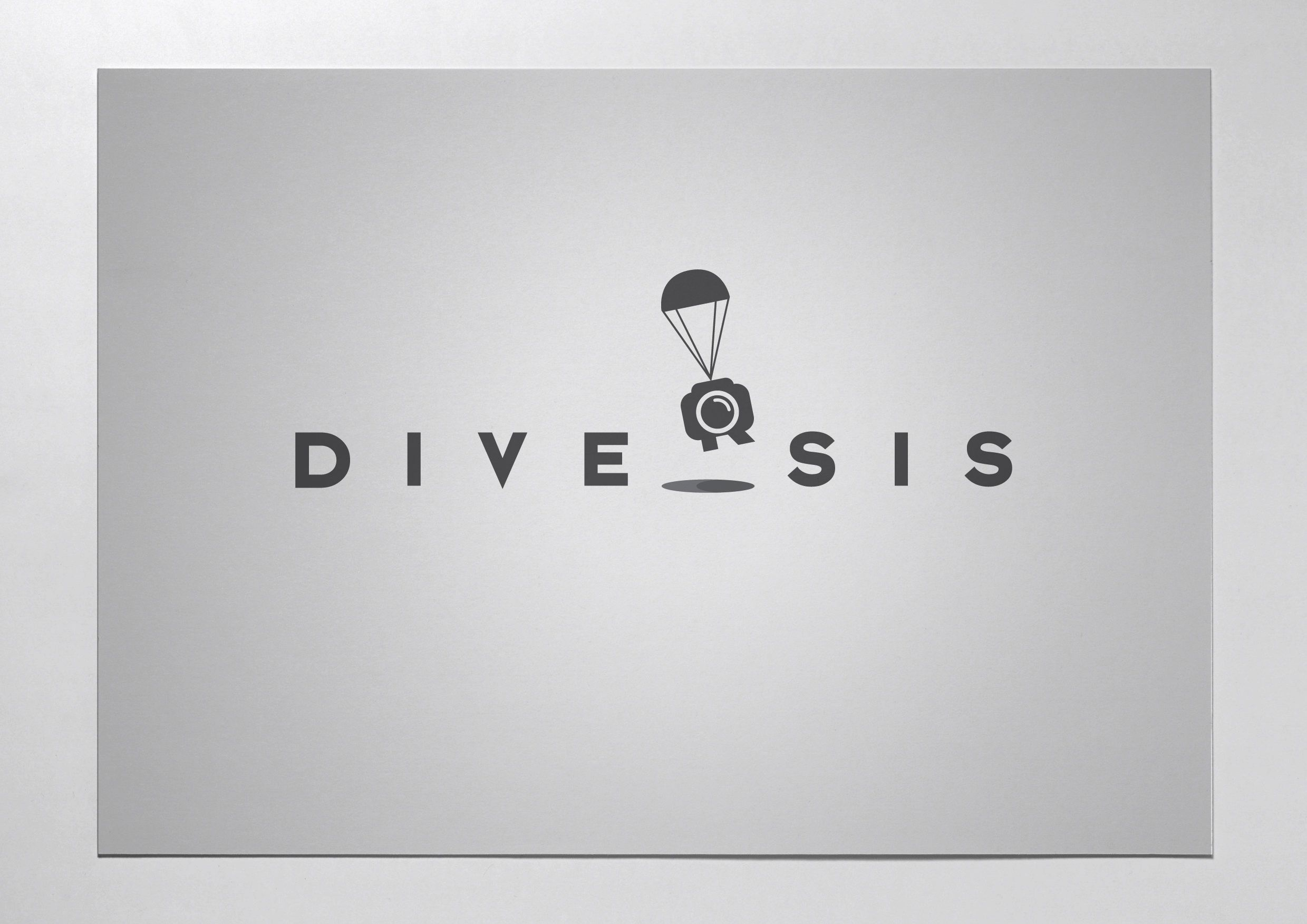 Logo for Diversis, Photo Video and Event Planning