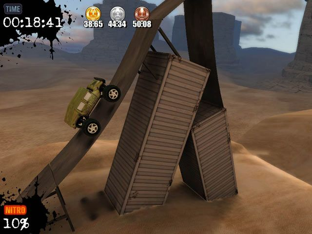Monster Truck Challenge Free Pc Game Screenshot Monster Trucks Free Pc Games Challenges