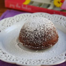 ShowFood Chef: Loving Lunch with Joy the Baker, Cristina Ferrare, Kitchen Aid and White On Rice Couple ~ (recipe: Single Girl Melty Chocolate Cake)
