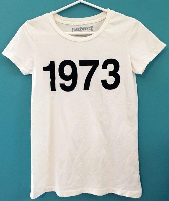 1973 Women S T Shirt T Shirts For Women Mens Tops T Shirt