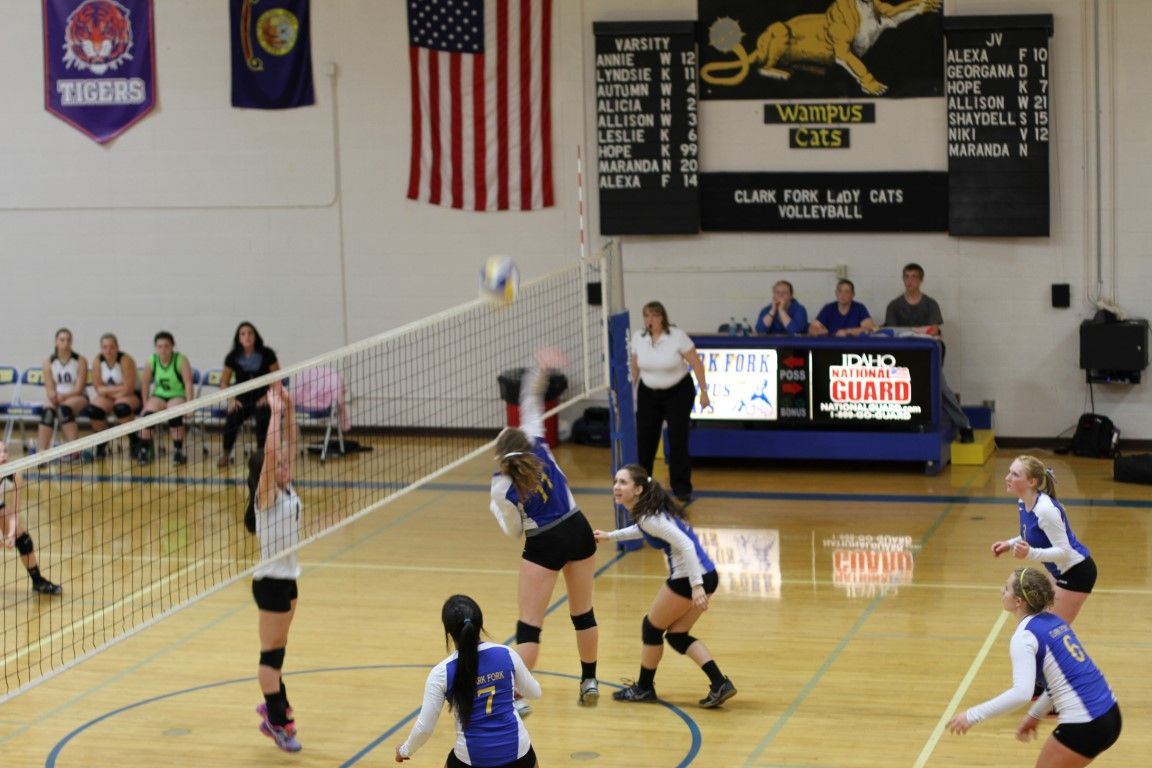 clark fork jr. high volleyball Google Search (With