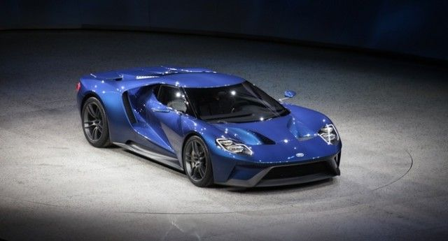 2018 Ford Gt Price And Release Date Ford Gt Ford Gt Price Ford Gt40