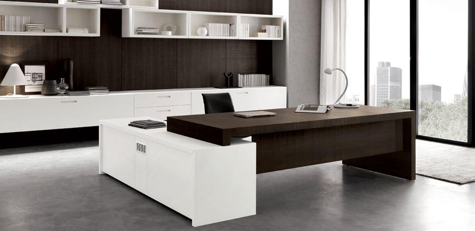 Kyo Office Design Desk by Martex OfficeFurnitureItaly стол