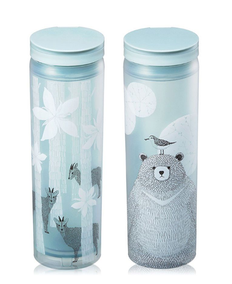 Connu Korea Starbucks 2016 Autumn Promotion Woodland case tumbler 473ml  RQ74