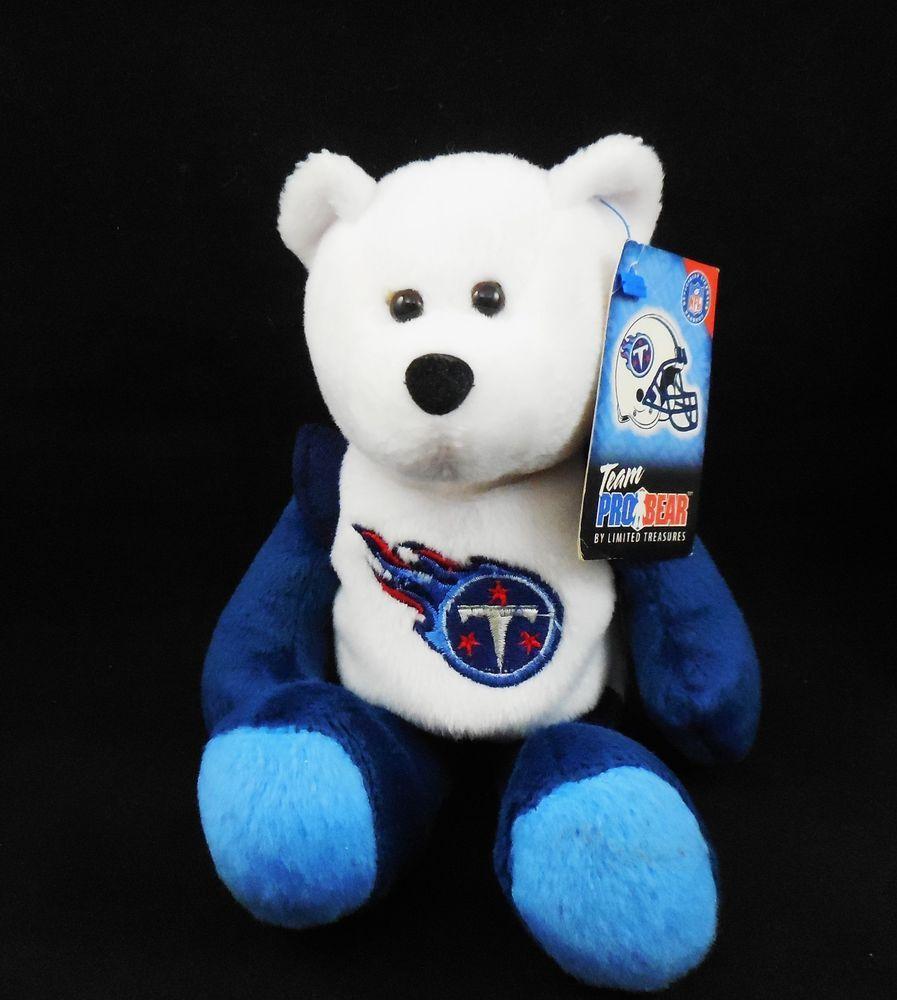 Tennessee Titans, plush NFL Football Team Pro Bear