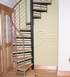 Best Stainless Wire Rope Spiral Stairs Stairs Spiral 400 x 300