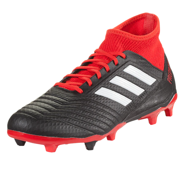 huge selection of be87c 4d589 adidas Predator 18.3 FG (Core Black Red)