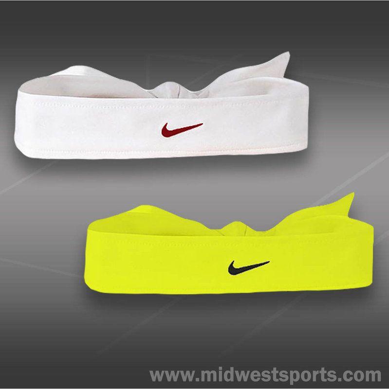 Nike Swoosh Dri-FIT Head Tie, Tennis Accessories - Midwest Sports NJN11