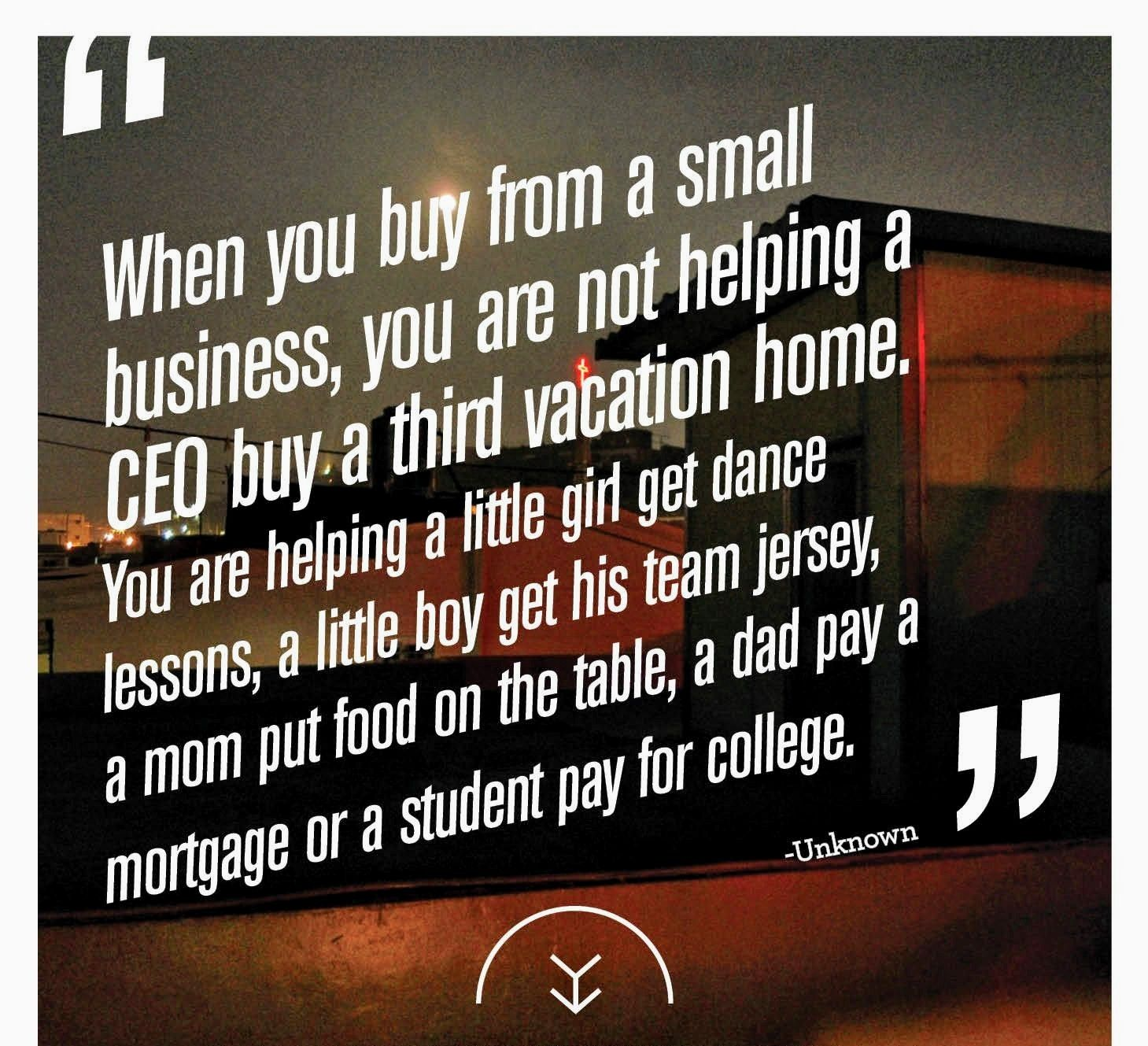Support Small Businesses Small Business Quotes Shop Small Business Quotes Support Local Business Quotes