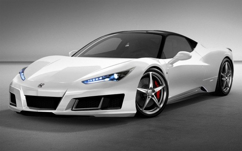 Acura Nsx And Honda As The Best Supercars To Come Out In 2016