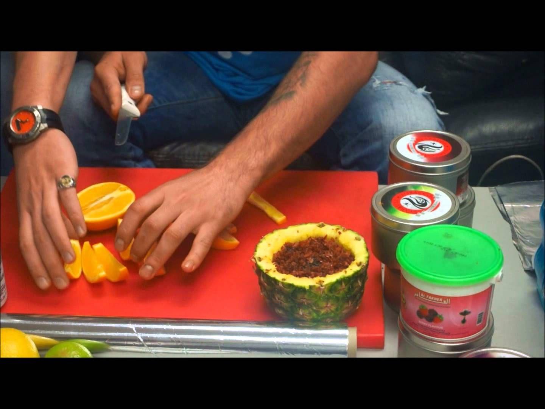 How To Make The Best Hookah Fruit Bowl By Hookahboss Art Hookah