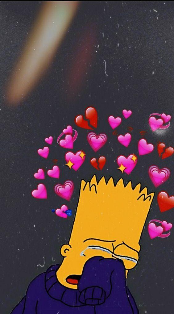 Fondo De Pantalla Bart Simpson Fondos De Pantalla De Iphone