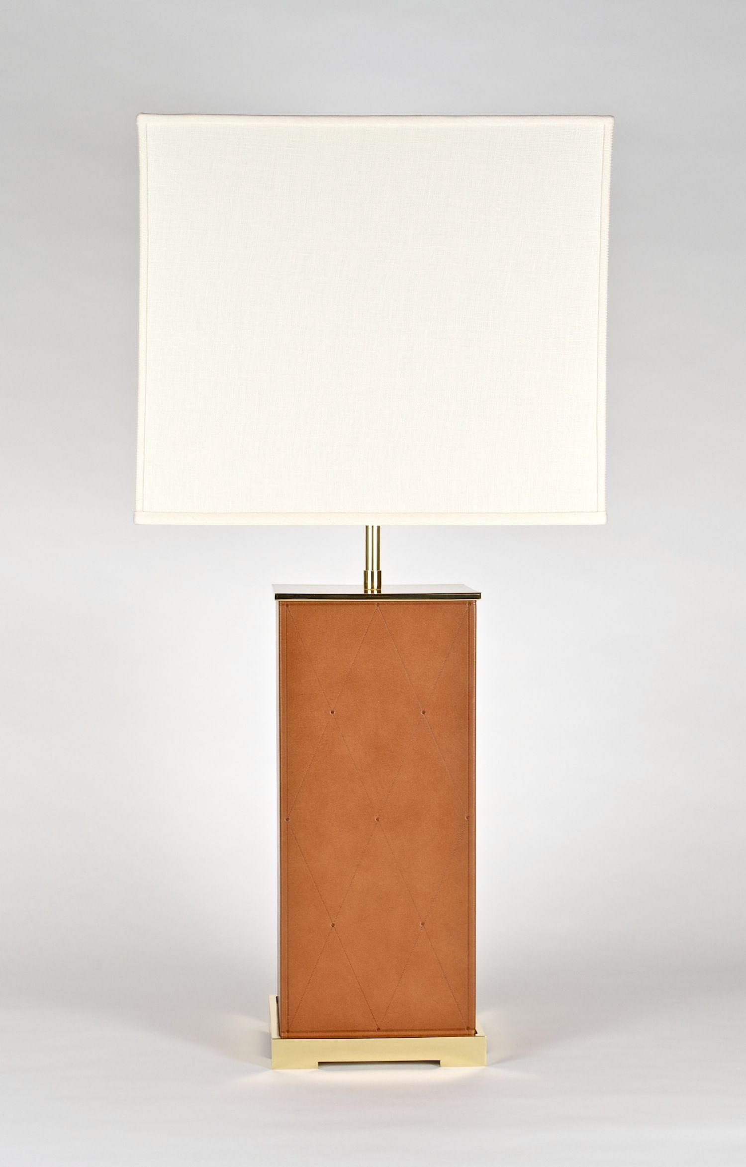lamp pendant magazine a shades sunset modern leather shade home for throwing decorating accents pieces furniture