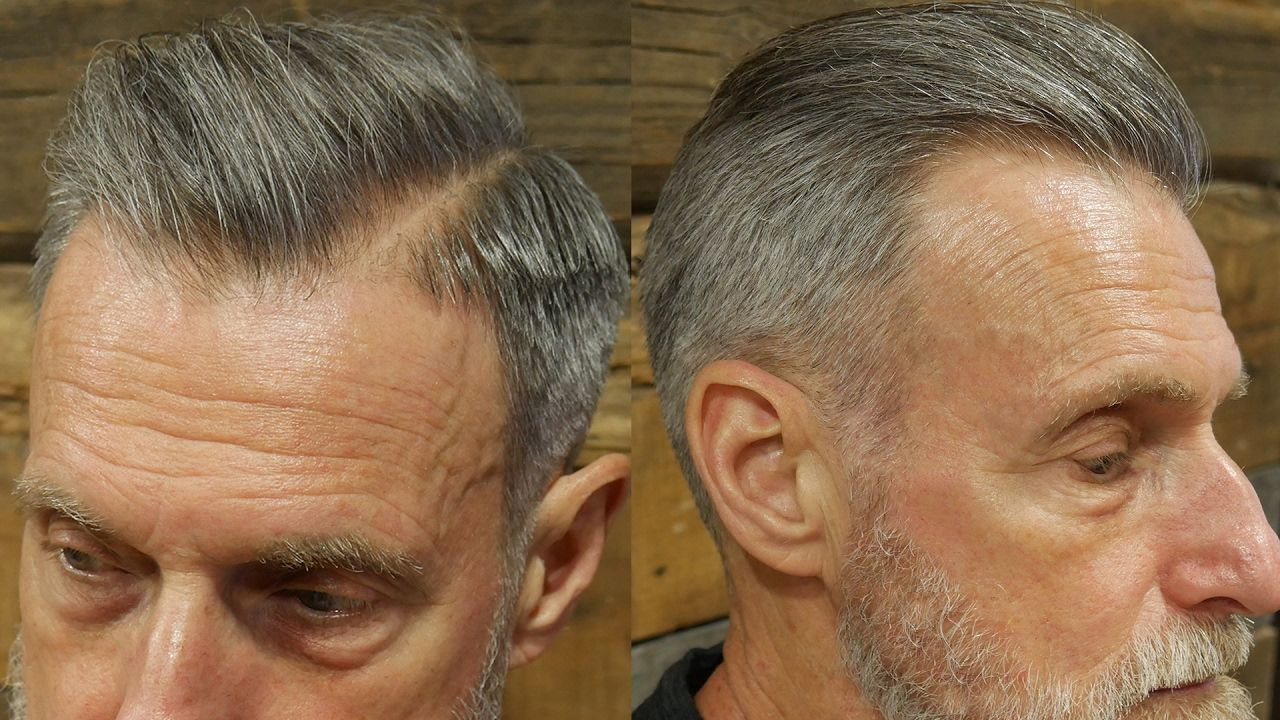 Haircuts for older men haircut for older senior men and gentleman  undercut hairstyle