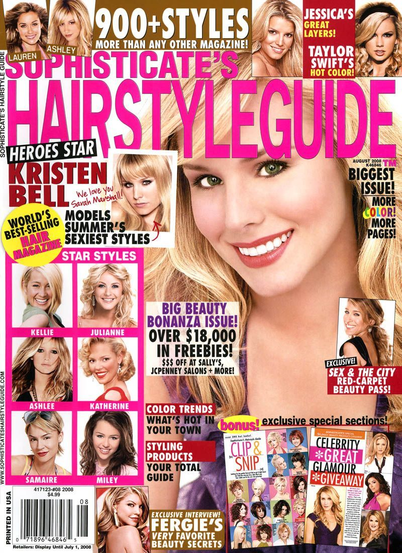 Sophisticate S Hairstyle Guide Sophisticated Hairstyles Hair Magazine Magazines Journals