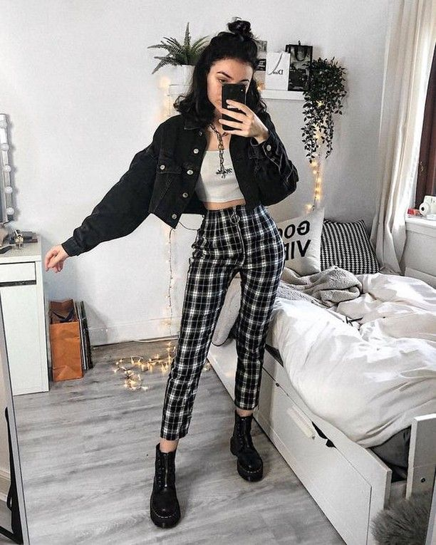 "Grunge Inspo on Instagram: ""wear or tear? @aestheticcjournal"""