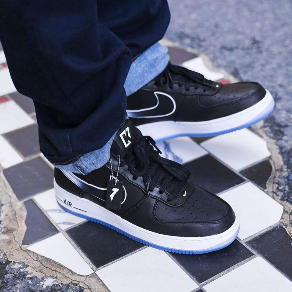 Colin Kaepernick Nike Air Force 1 Low 2019 Release Date