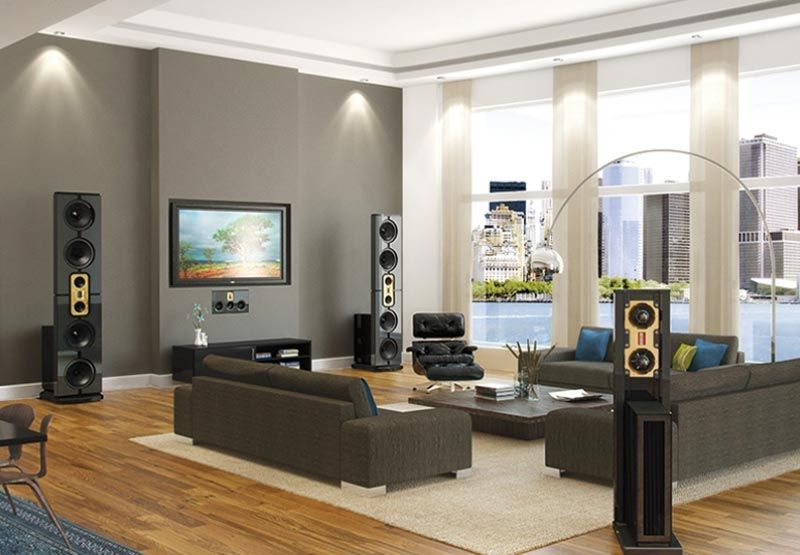 Steinway Lyngdorf Ls Sound System Home Audio Systems With