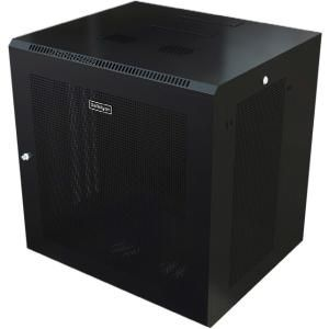 Startech Com Rk920walm 9u Wall Mount Rack Cabinet 20 8in Deep Walmart Com In 2020 Server Rack Wall Mount Rack Network Cabinet