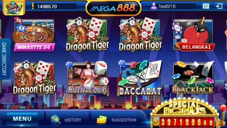 Mega888 [Updated] Download APK IOS | Free slot games ...