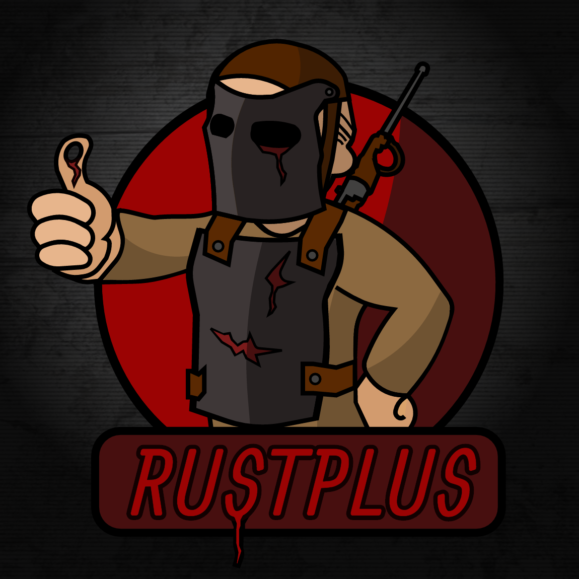 Rust Fallout Steam Profile Pic in 2019 Steam profile