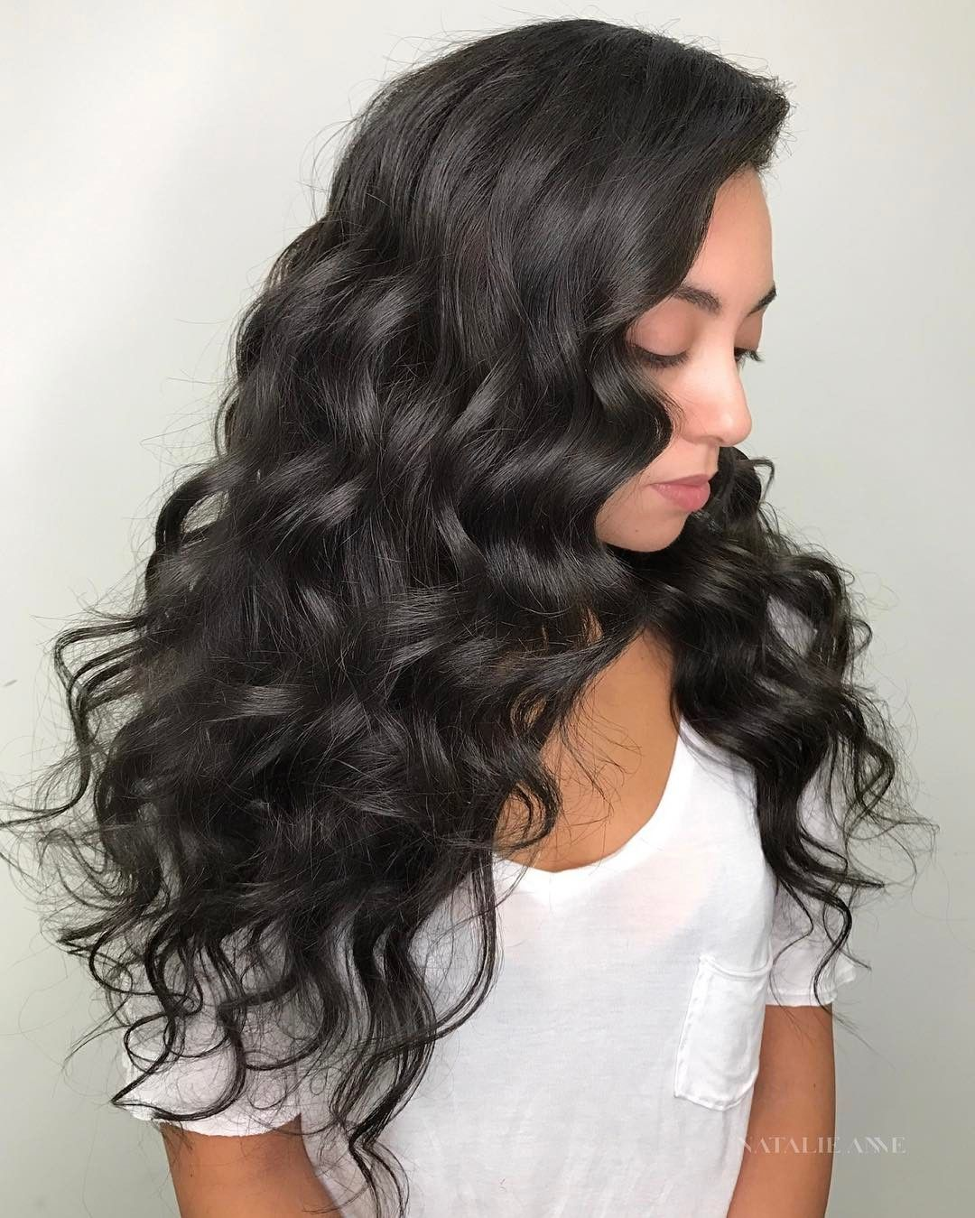 Perfect Swift Waves Looks in 2020 Natural wavy hair