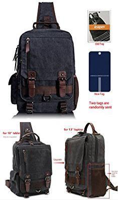 f30fb4359d38 Leaper Bags. Leaper Canvas Message Sling Bag Outdoor Cross Body Bag ...