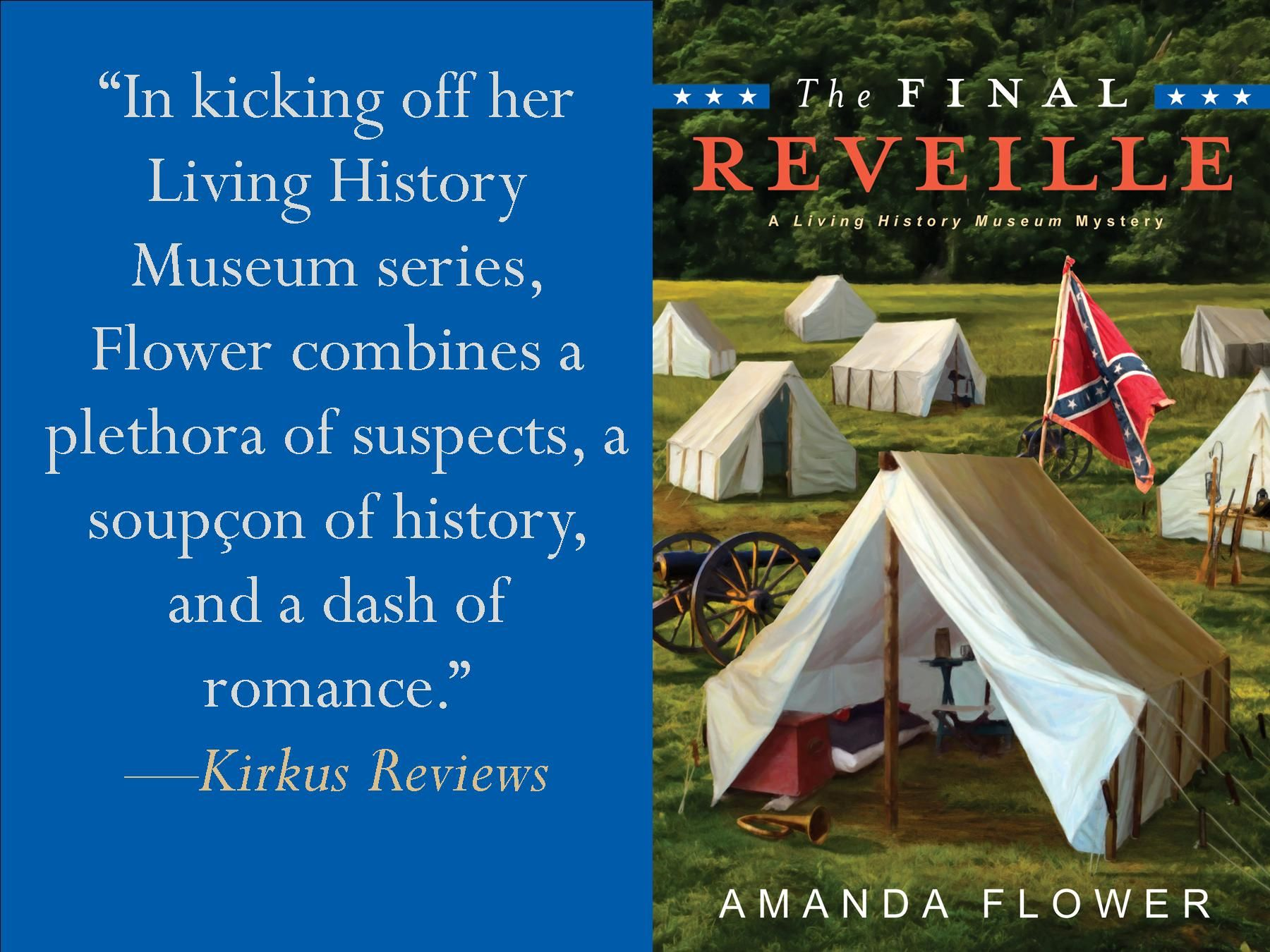 Praise for THE FINAL REVEILLE by Amanda Flower