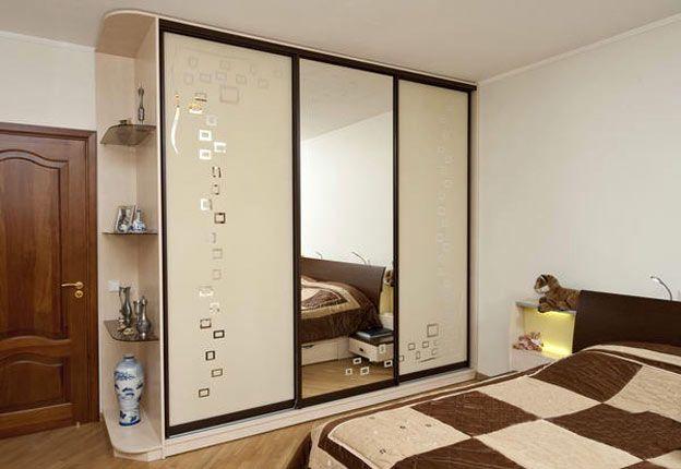Преимущество угловых шкафов - купе - Интернет магазин мебели mebel ... | 430x624