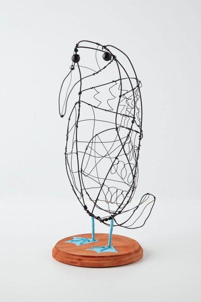273 682 x 1024 | Deko | Pinterest | Draht Kunst Skulptur, Kunst ...