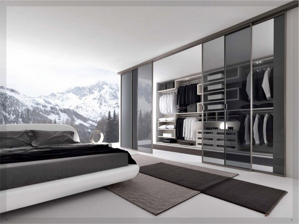 moderne innenarchitektur schlafzimmer ideen-15