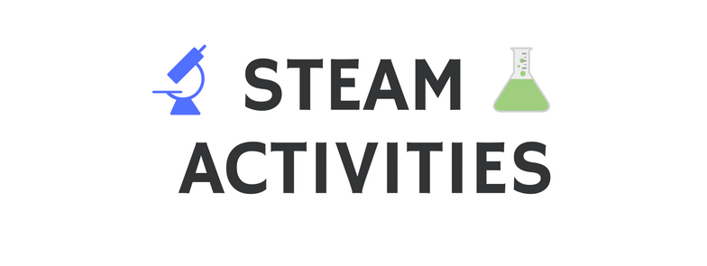 STEAM Activities Cover Photo