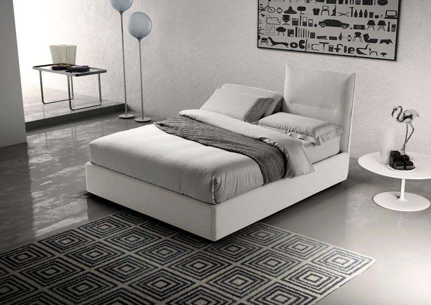 Letti Di Design Con Contenitore : Letto moderno con contenitore modern bed with container
