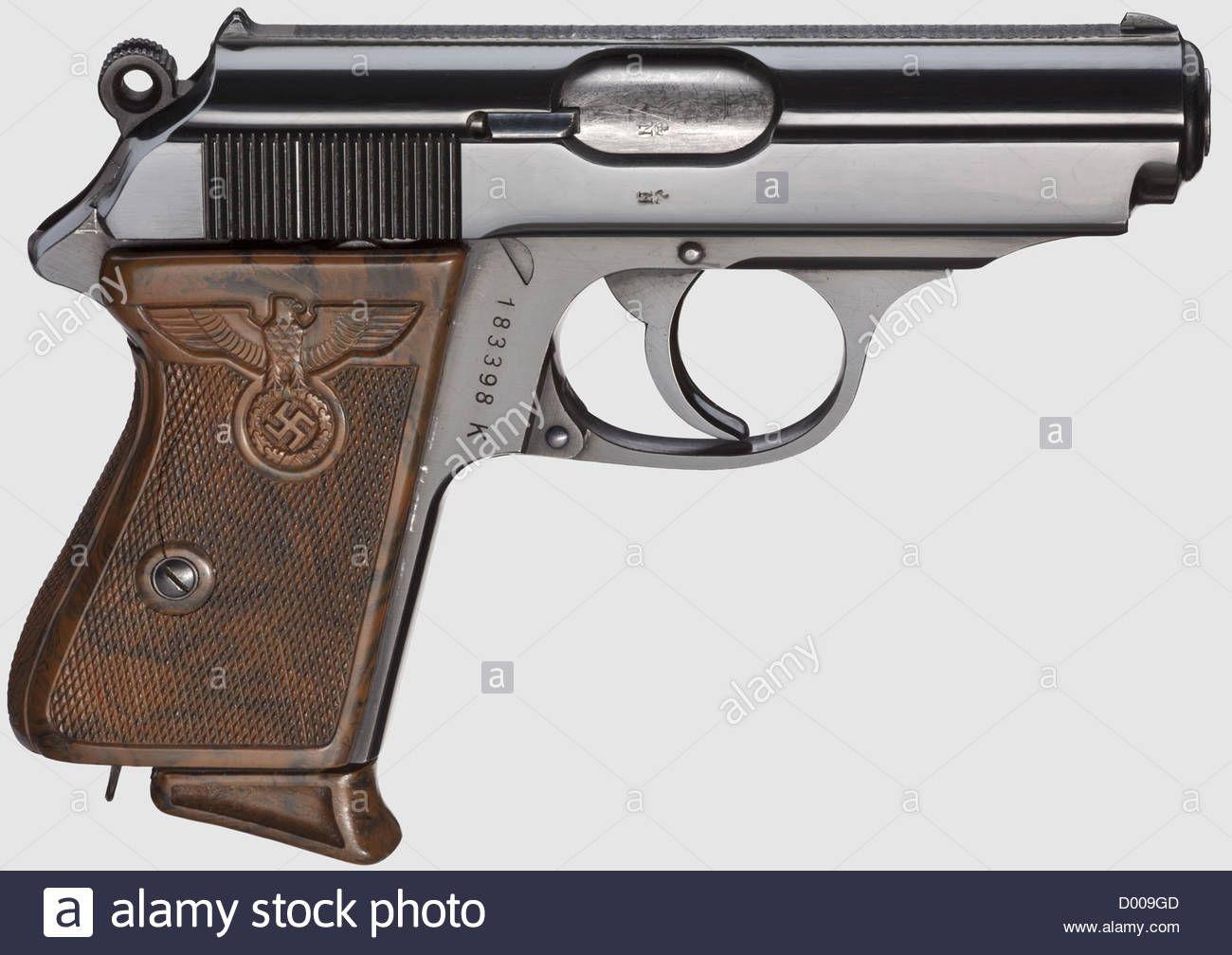 Risultati immagini per walther ppk 1939 | PPK | Hand guns