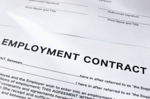 How Make Job Contracts According Employee Handbook Staffhandbook