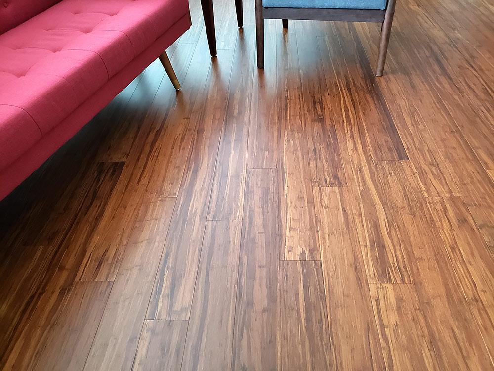 Mocha Pizzazz Strand Bamboo Floor In 2020 Flooring Bamboo