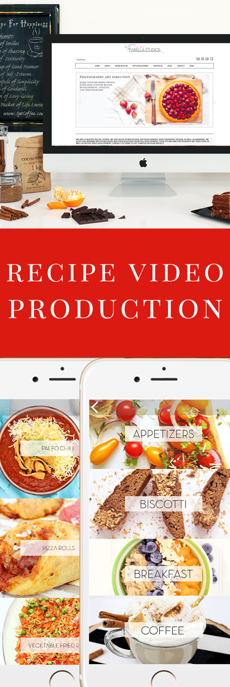Recipe video production for food blogs food website designer web recipe video production for food blogs food website designer web design food food forumfinder Images