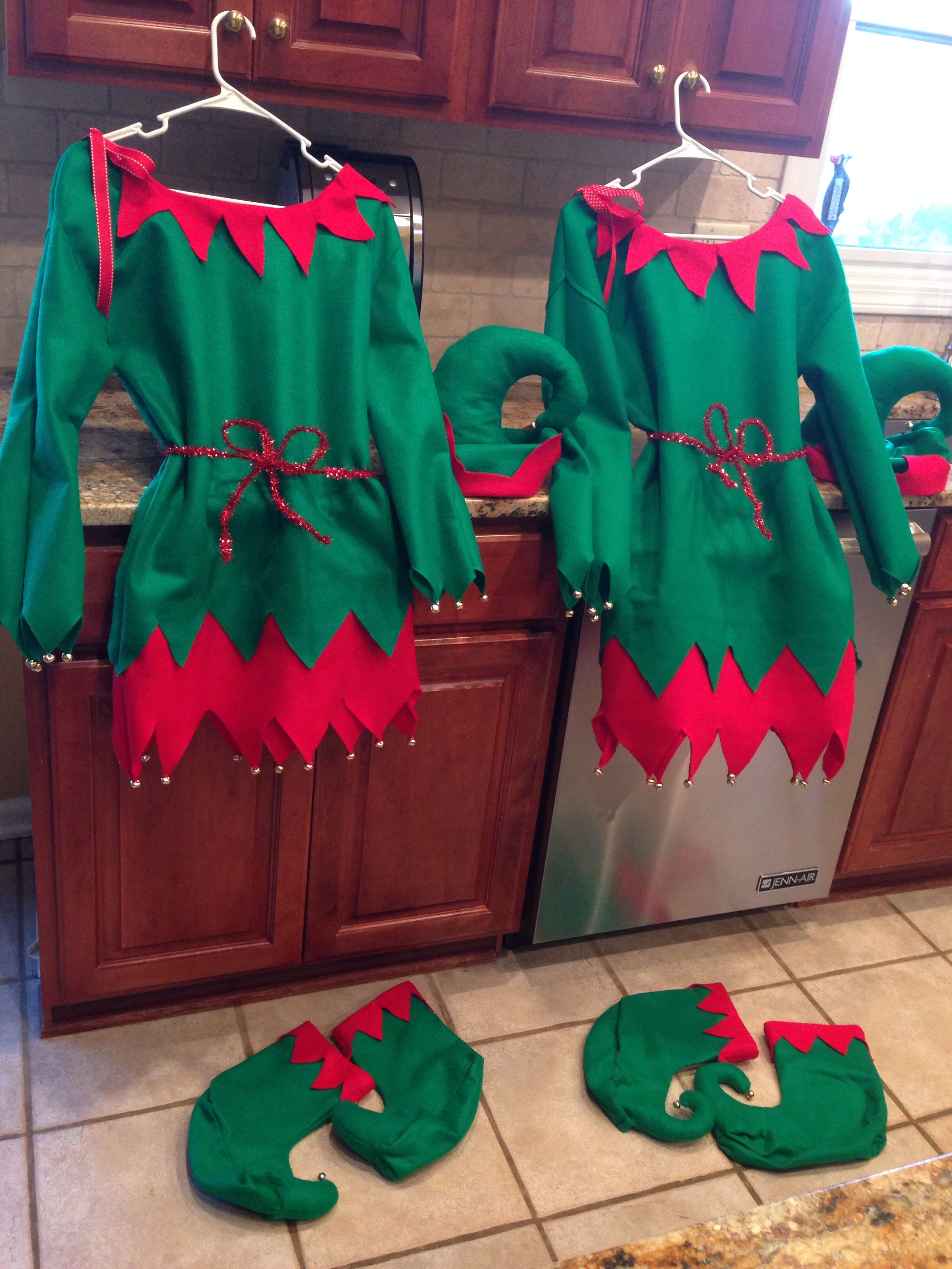 Elf Costumes Teaggy needs to be Elfed! For Teaggy