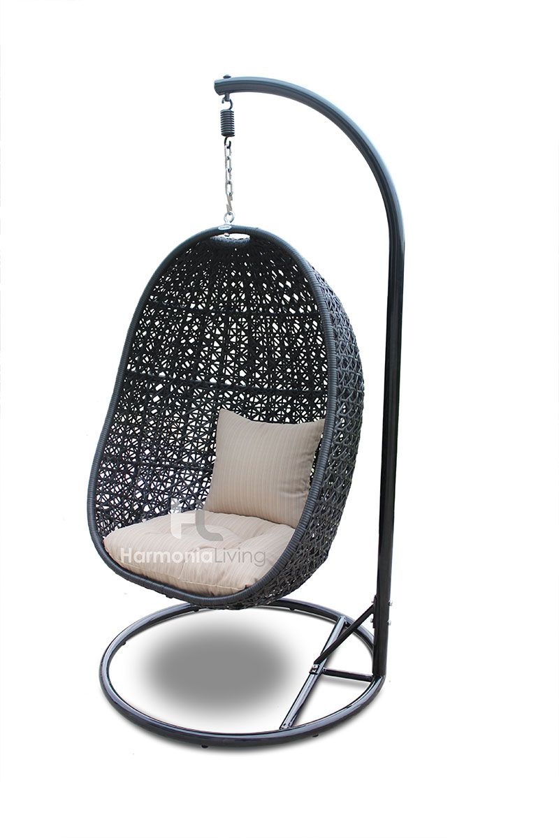 Nimbus Outdoor Hanging Chair And Stand HL NMBS CB 2SW ST. Outdoor Hanging  ChairHanging Egg ...