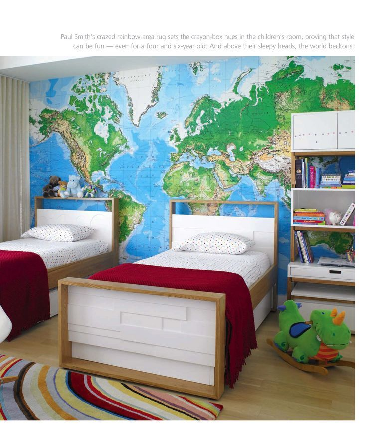 Miami Home & Decor - Children's bedroom