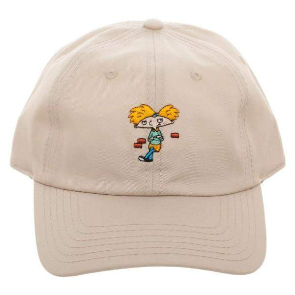Nickelodeon Hey Arnold! Adjustable Hat  e18a55274bc0