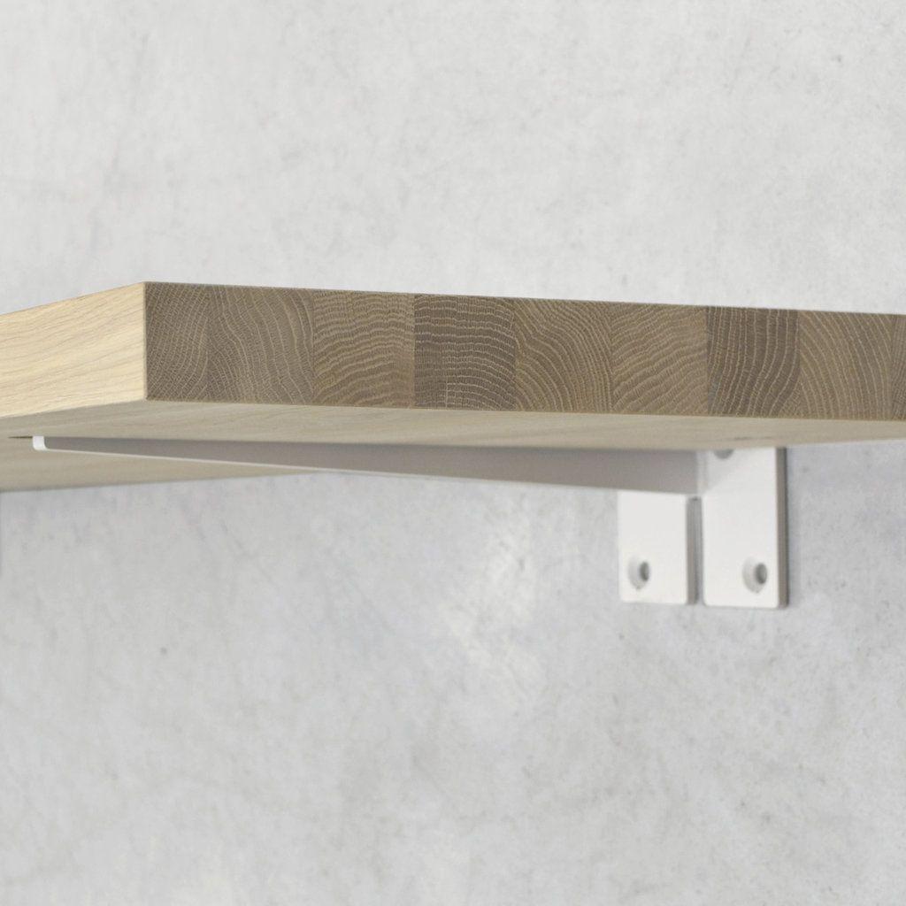 Wandbeugel Plano, blinde bevestiging plank & werkblad - Badkamer ...