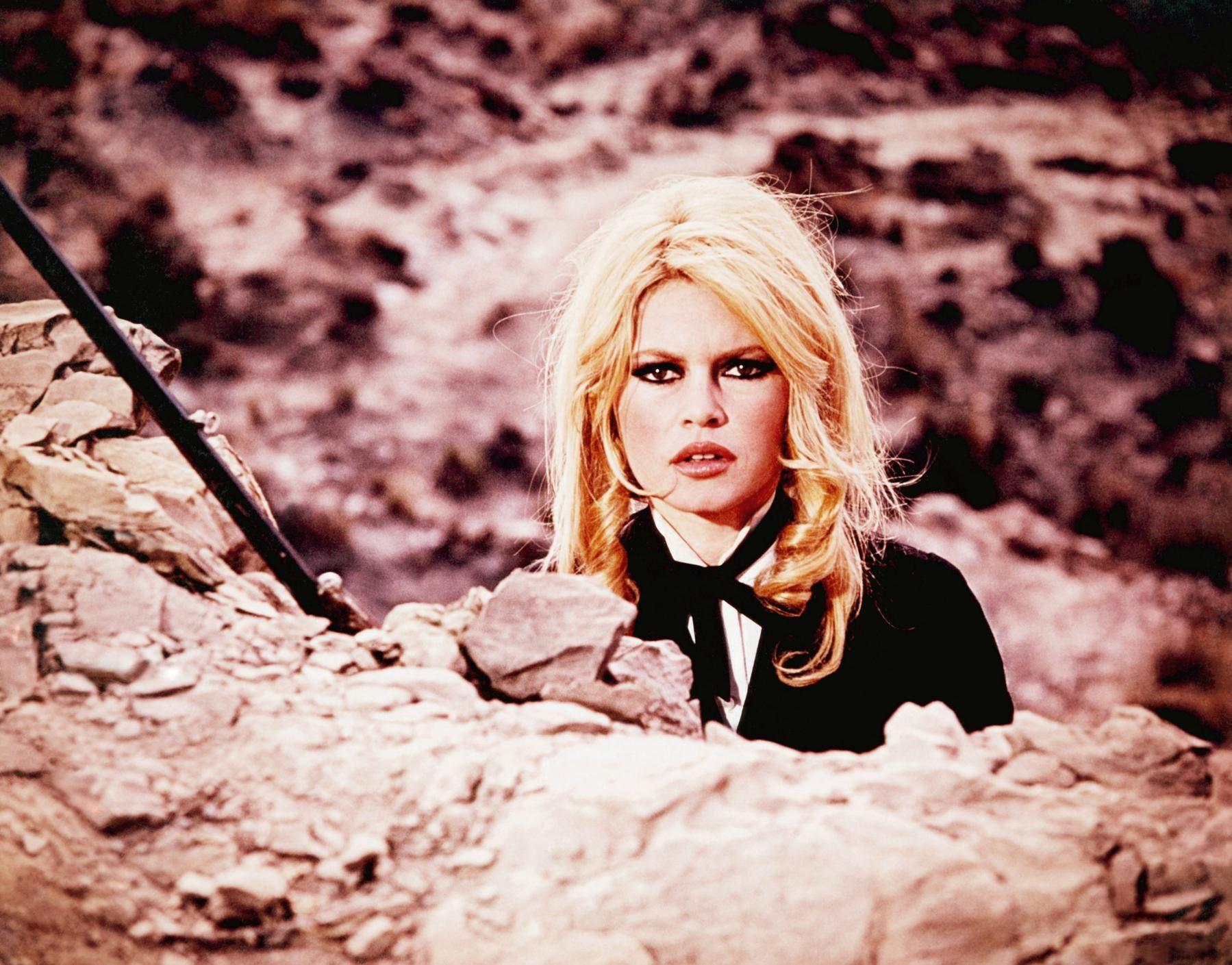 Brigitte in 'Shalako.'