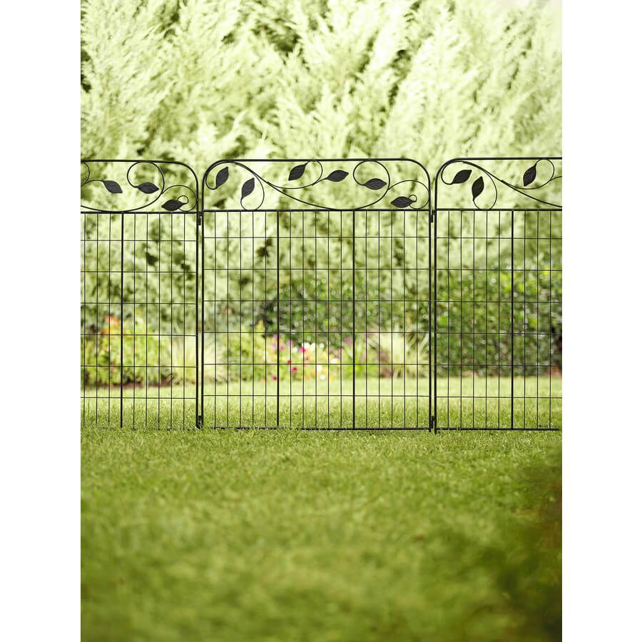 Branches Decorative Fence | Outdoor Paths, Walls, Fences | Pinterest ...