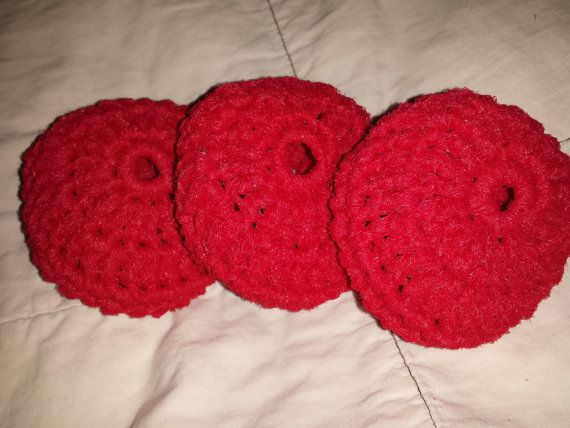 how to make pot scrubbers from nylon netting