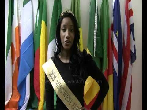 Shireen Benjamin Delivers Remarks In Honour of Nigeria 50th Independence