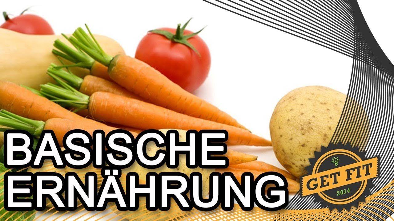 Basische Ernährung gegen Übersäuerung? - #GetFit2014..