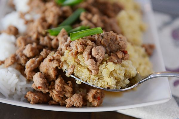Korean Beef And Rice Recipe Beef And Rice 20 Minute Recipes Beef