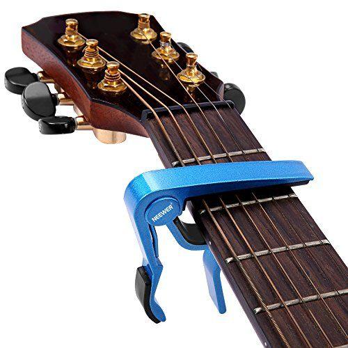 Robot Check Guitar Capo Fingerstyle Guitar Guitar