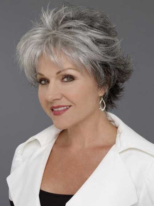 Hairstyles For Short Hair Over 50 Waveland Short Hair With